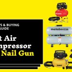 Best Air Compressor For Nail Gun