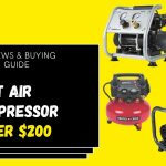 Best Air Compressors Under $200