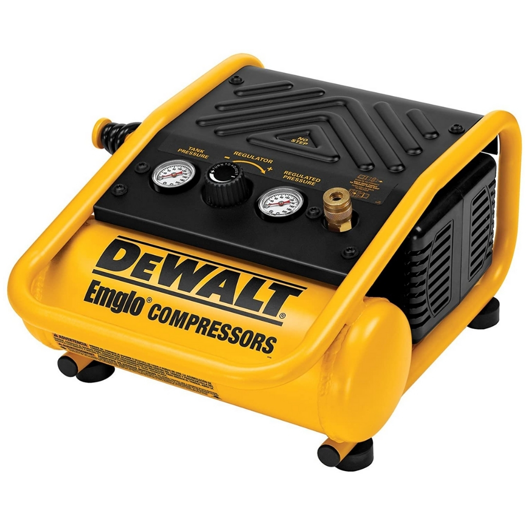 DEWALT Air Compressor 135-PSI Max 1 Gallon D55140