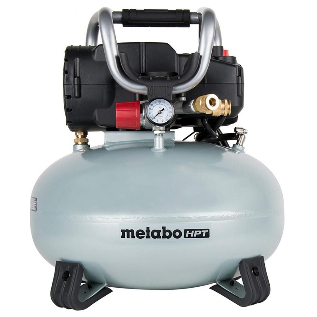 Metabo HPT Pancake Air Compressor 6 Gallon EC710S