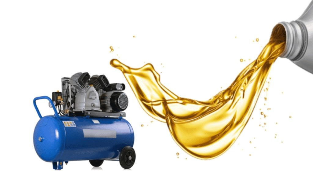 How Does an Air Compressor Lubrication