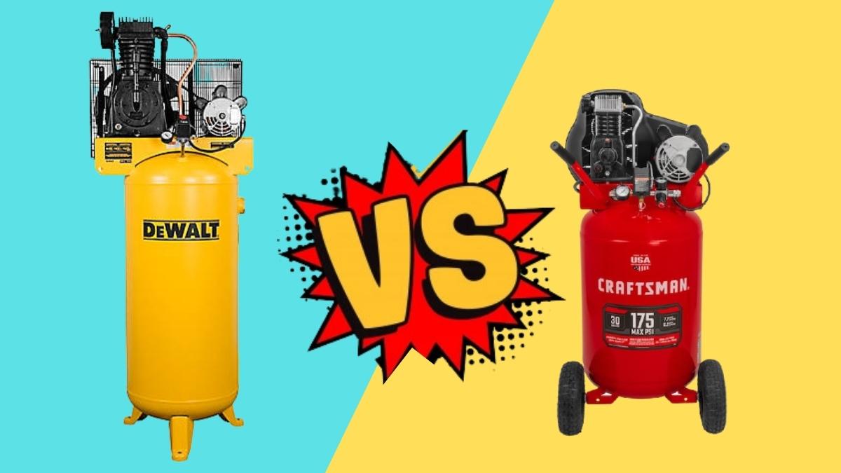 2 stage air compressor vs single stage air compressor