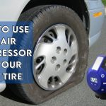 How to Use an Air Compressor on Your Flat Tire